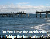 Do You Have the Architecture   to Bridge the Innovation Gap?